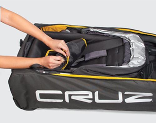 Сумка-переноска для коляски UPPAbaby CRUZ (10)