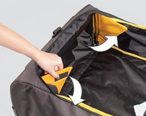 Сумка-переноска для коляски UPPAbaby CRUZ (12)