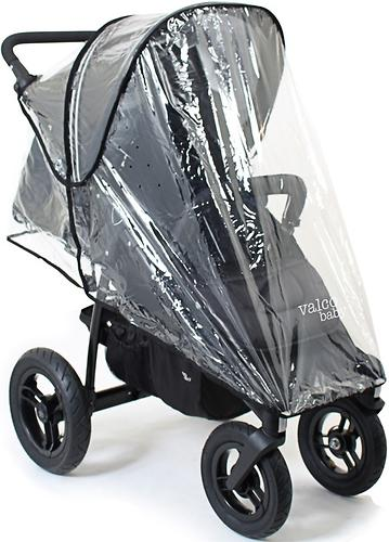 Дождевик Valco baby Raincover на коляски Tri Mode X/Quad X (3)