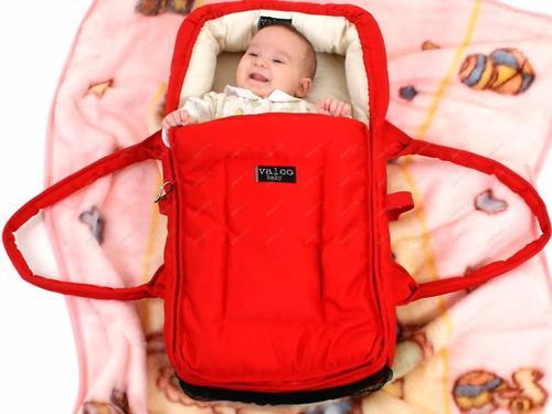 Люлька-переноска Valco baby Cocoon Red (10)
