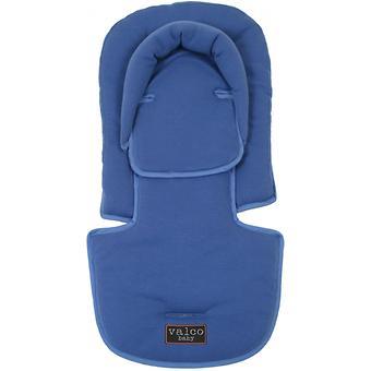 Вкладыш Valco baby All Sorts Seat Pad, цвет Blue - Minim