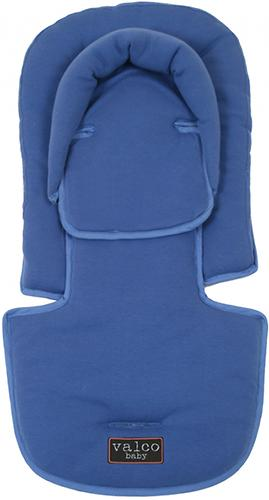 Вкладыш Valco baby All Sorts Seat Pad, цвет Blue (3)