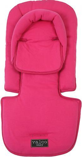 Вкладыш Valco baby All Sorts Seat Pad, цвет Pink (3)