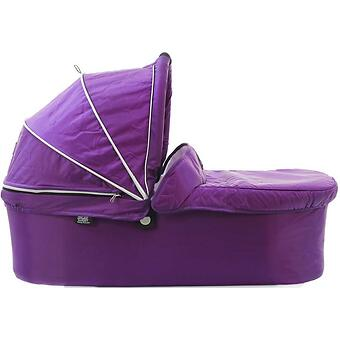 Люлька Valco baby External Bassinet для Snap Duo Deep Purple - Minim
