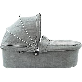 Люлька Valco baby External Bassinet для Snap Duo Tailormade Grey Marle - Minim
