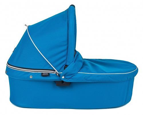 Люлька Valco baby Q Bassinet для Trimod X, Snap 4 Ultra, Quad X цвет Ocean Blue (6)