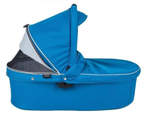 Люлька Valco baby Q Bassinet для Trimod X, Snap 4 Ultra, Quad X цвет Ocean Blue (7)