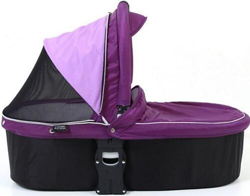 Люлька Valco baby Q Bassinet для Rebel Q, Trimod X, Snap 4 Ultra, Quad X, цвет Deep Purple (6)