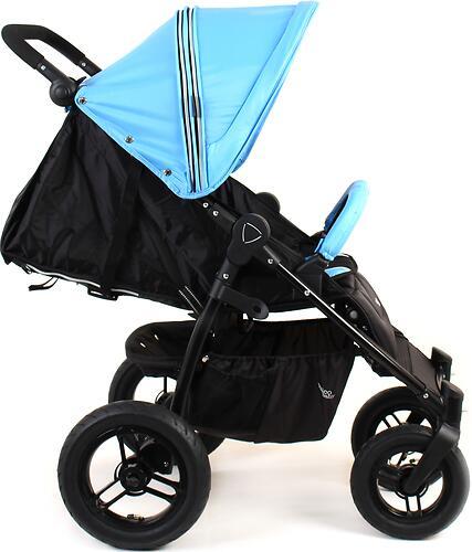 Коляска Valco baby Quad Х цвет Midnight Black (8)