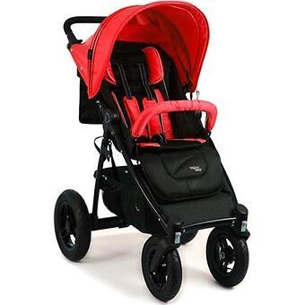 Коляска Valco baby Quad Х цвет Carmine red - Minim