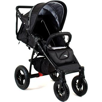 Коляска Valco baby Quad Х цвет Midnight Black - Minim