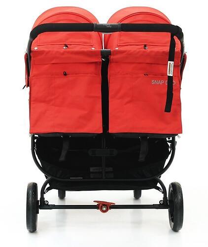 Коляска Valco baby Snap Duo цвет Fire red (13)