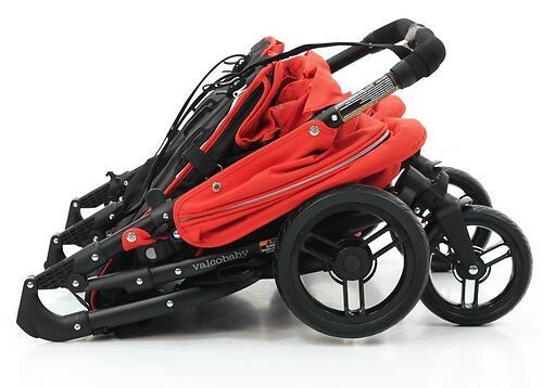 Коляска Valco baby Snap Duo цвет Fire red (16)