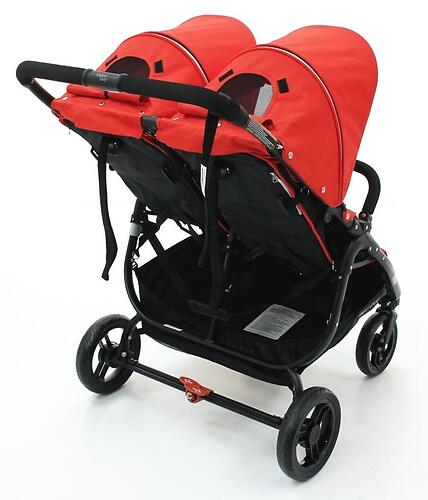 Коляска Valco baby Snap Duo цвет Fire red (14)