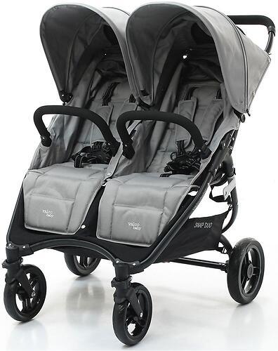 Коляска Valco baby Snap Duo цвет Cool Grey (10)