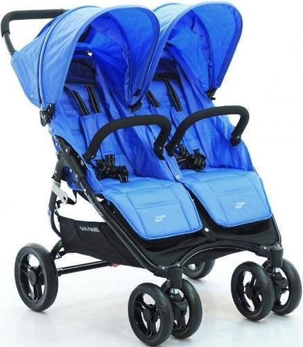Коляска Valco baby Snap Duo цвет Powder blue (7)