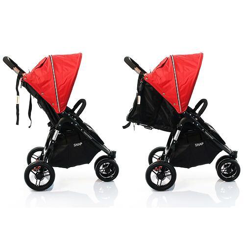 Коляска Valco baby Snap 3 цвет Carmine red (12)