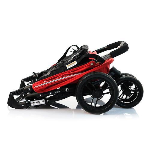 Коляска Valco baby Snap 3 цвет Carmine red (15)