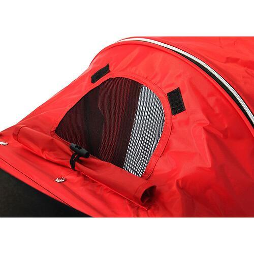 Коляска Valco baby Snap 3 цвет Carmine red (13)