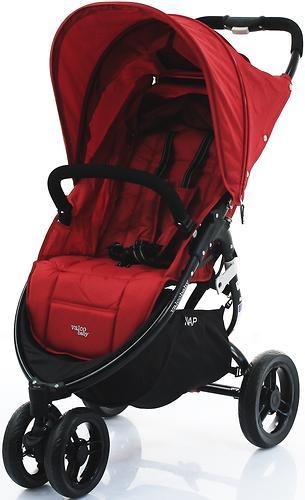 Коляска Valco baby Snap 3 цвет Carmine red (11)