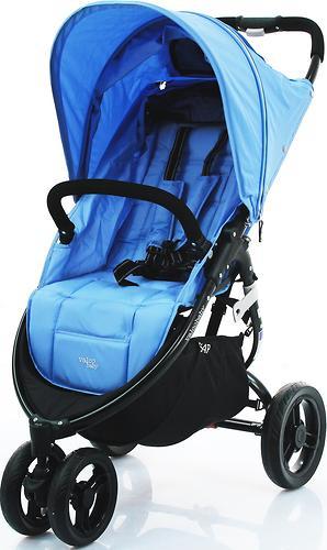 Коляска Valco baby Snap 3 цвет Powder blue (5)