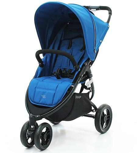 Коляска Valco baby Snap 3 Ocean Blue (11)