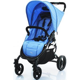 Коляска Valco baby Snap 4 цвет Powder Blue - Minim