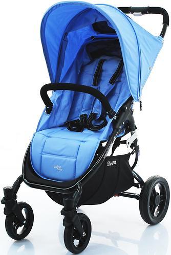 Коляска Valco baby Snap 4 цвет Powder Blue (4)