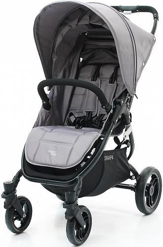 Коляска Valco baby Snap 4 цвет Cool Grey (7)