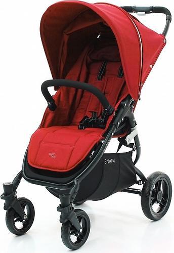 Коляска Valco baby Snap 4 цвет Fire Red (7)