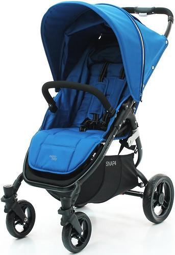 Коляска Valco baby Snap 4 цвет Ocean Blue (7)