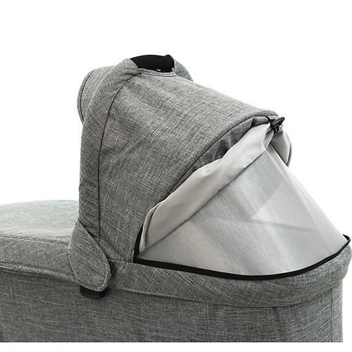 Люлька Valco baby External Bassinet для Snap Trend, Snap 4 Trend, Ultra Trend цвет Grey Marle (11)