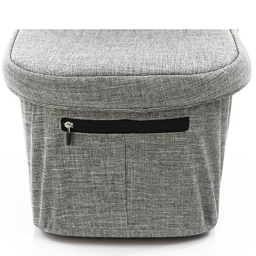 Люлька Valco baby External Bassinet для Snap Trend, Snap 4 Trend, Ultra Trend цвет Grey Marle (12)