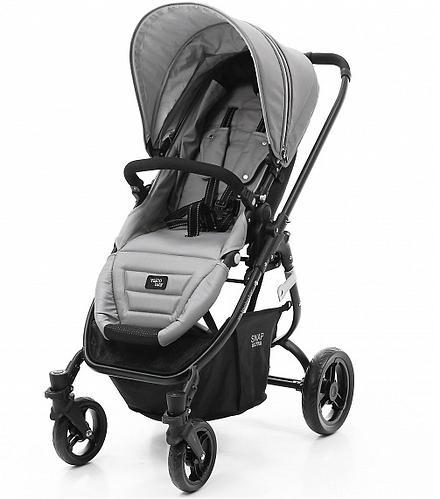 Коляска Valco baby Snap 4 Ultra цвет Cool Grey (9)