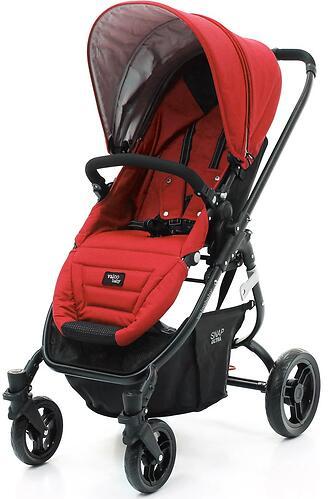 Коляска Valco baby Snap 4 Ultra цвет Fire red (9)