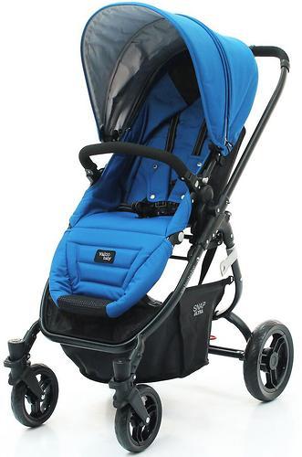 Коляска Valco baby Snap 4 Ultra цвет Ocean Blue (9)