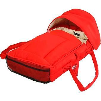 Люлька-переноска Valco baby Soft Bassinet Red - Minim