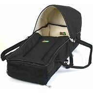Люлька-переноска Valco baby Soft Bassinet Black