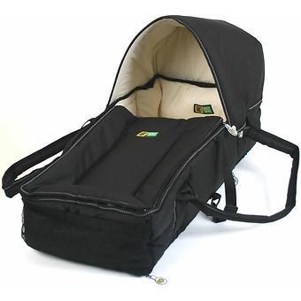Люлька-переноска Valco baby Soft Bassinet Black - Minim
