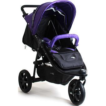 Коляска Valco baby Tri Mode X, цвет Deep Purple - Minim
