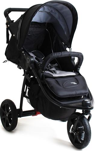 Коляска Valco baby Tri Mode X, цвет Midnight black (10)