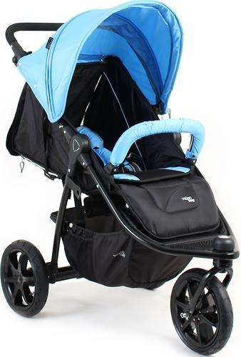 Коляска Valco baby Tri Mode X цвет Powder blue (10)