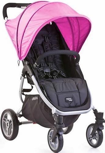 Капор Valco baby Vogue Hood на Snap и Snap 4, цвет Hot Pink (1)