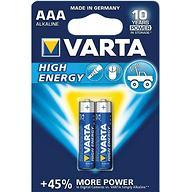 Батарейка Varta High Energy Micro 1.5V - LR03/ AAA (2шт)