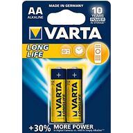 Батарейка Varta Longlife Mignon 1.5V - LR6/ AA (2шт)