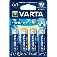 Батарейка Varta High Energy Mignon 1.5V - LR6/ AA (4шт)