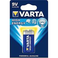 Батарейка Varta High Energy E-Block 9V - 6LP3146 (1шт)