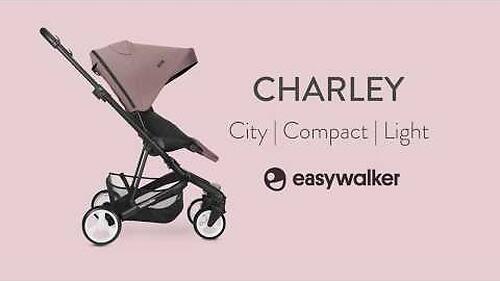 Люлька Easywalker Charley Desert Pink (8)