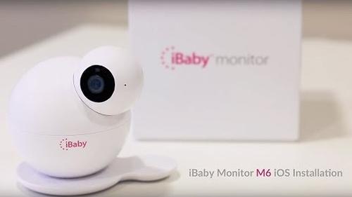 Видеоняня iBaby Monitor M6 (15)