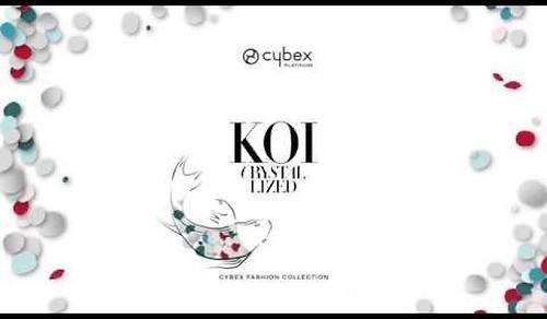 Сиденье LUX для коляски Cybex Priam Koi (12)